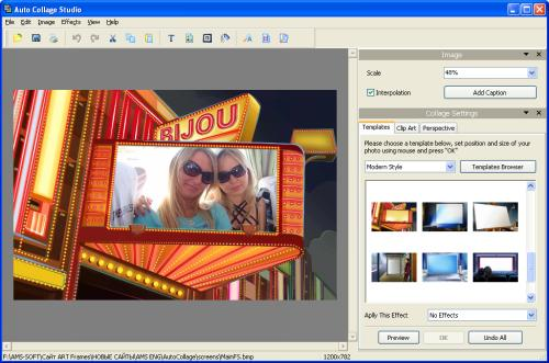 ams photo collage maker 2.57 portable