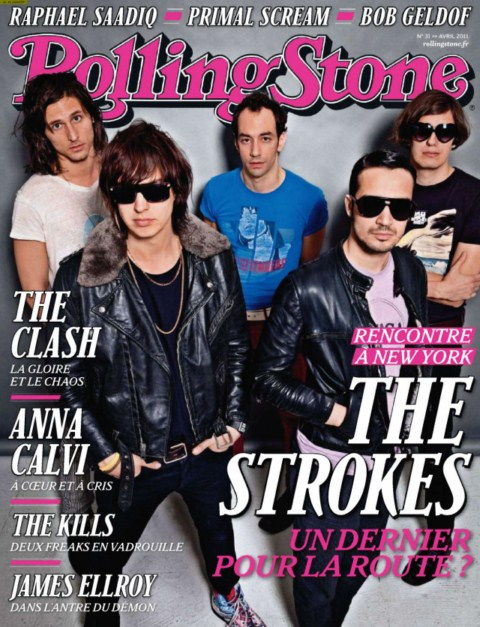 [HF] ROLLING STONE N°31 - Avril 2011