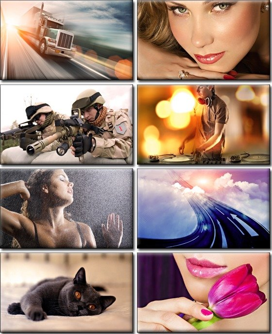 74 Full HD Wallpapers Pack
