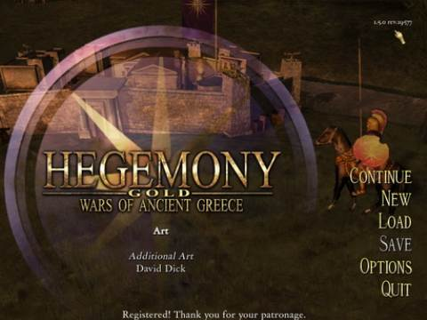 Hegemony Gold Wars Of Ancient Greece -v1.5.0.1957.