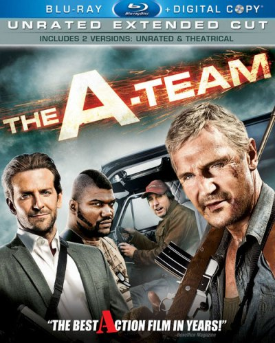 5425 The A Team EXTENDED CUT 2010 720p BluRay x264   NOHD