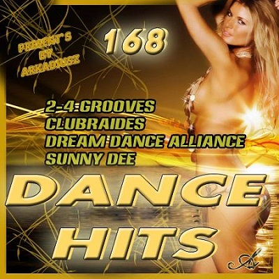 Dance Hits vol.168 (2011)
