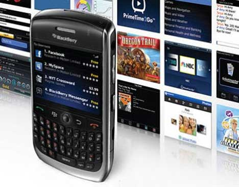 BlackBerry Software and Games Collection    [FS]