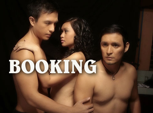 Booking DVDRip ? Filipino Movie