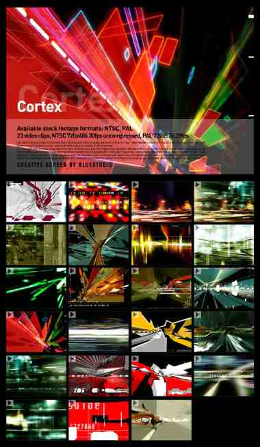 Digital Vision Motion Cortex Footage