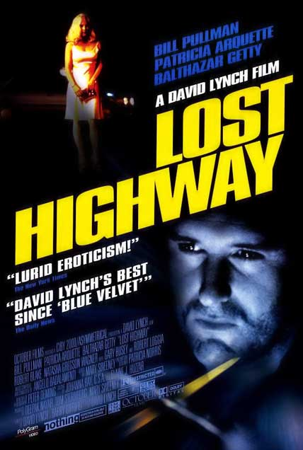 Lost Highway Unrated DVDRip