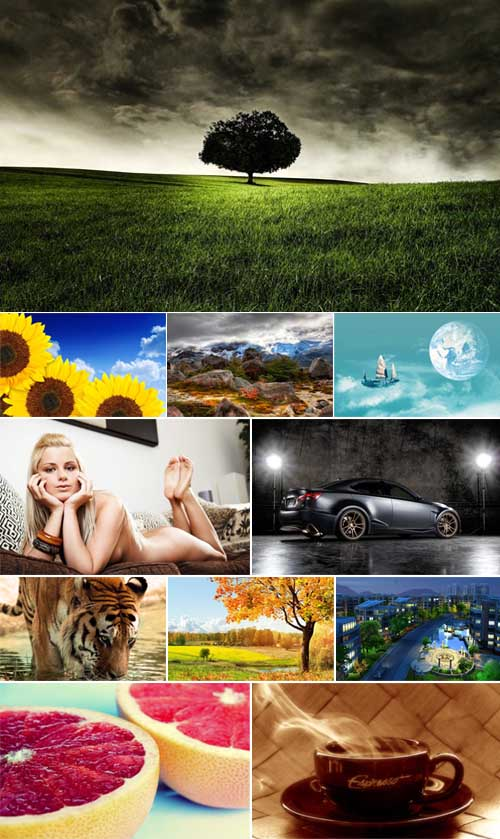 146 Mix Wallpapers Pack 1