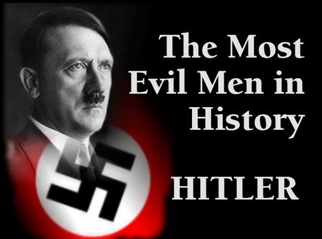 most evil men in history