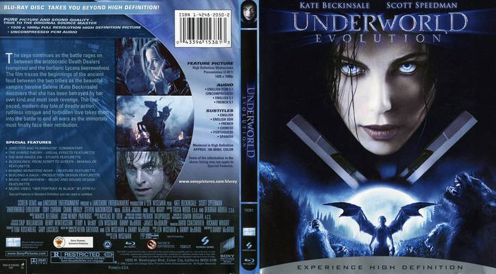 underwsys Underworld: Evolution (2006) DVDRip Eng   aXXo
