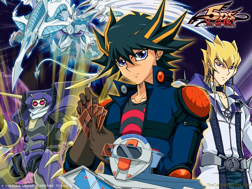 yugioh5ds - Openings y Endings de Yu-Gi-Oh! (All Series) [MP3] [MEGA] - Música [Descarga]